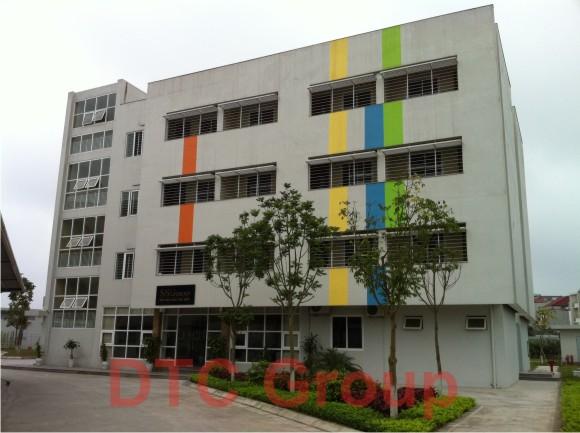Nhà nội trú, trường quốc tế Spring, Gia Lâm, Hà Nội