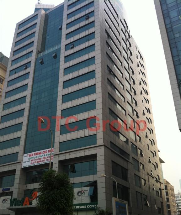Tòa nhà Việt Á, đường Duy Tân, Cầu Giấy, Hà Nội