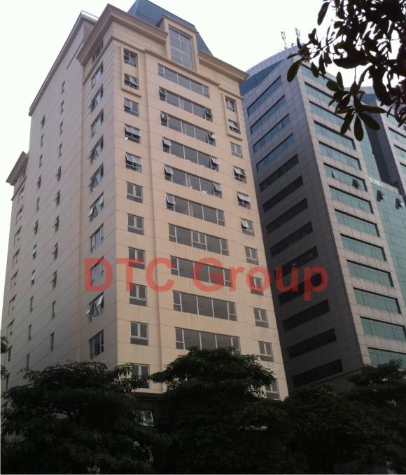 Tòa nhà BIDV (dược Đô Thành cũ), Nguyễn Phong Sắc, Hà Nội